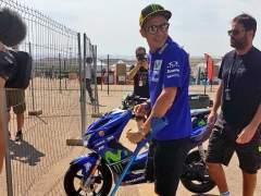 Rossi, declarado apto para correr en el GP de Aragón