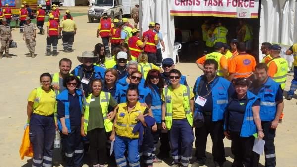 Técnicos de emergencias