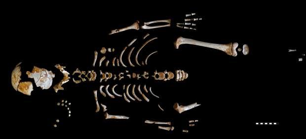 Restos de neandertales