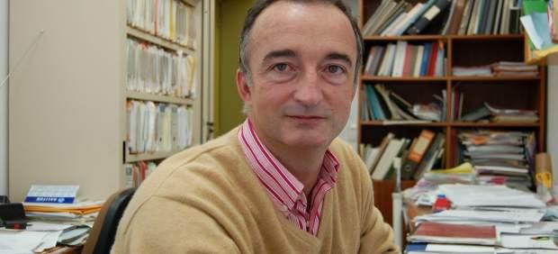 El investigador Enrique Zas