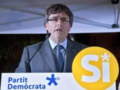 Puigdemont insiste en que el referéndum se celebrará porque tiene un plan B