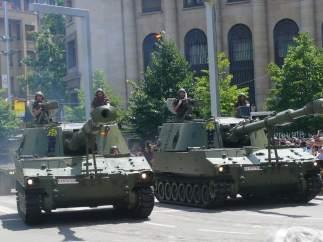 Defensa denuncia la falsificación de un boletín que anuncia el envío de tropas a Cataluña