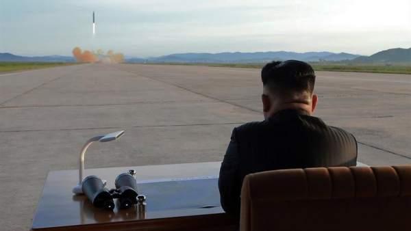 "Kim Jong-un promete ""domesticar con fuego"" a Trump"