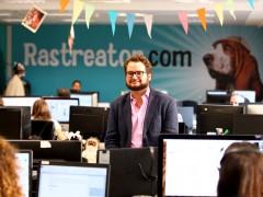 Fernando Summers, consejero delegado de Rastreator.com