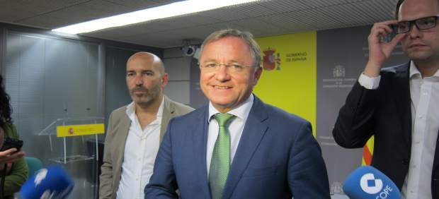 Juan Carlos Moragues en imagen de archivo