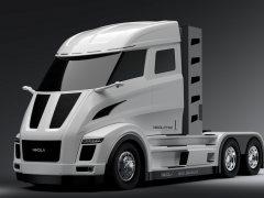 Desarrollo de propulsión eléctrica para los camiones del futuro