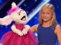 La pequeña ventrílocua Darci L.Farmer gana 'America's Got Talent'