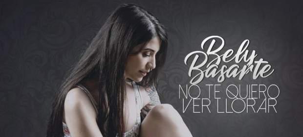 'No te quiero ver llorar', el nuevo tema de Bely Basarte.