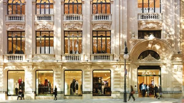 Primark gana clientes y abre brecha sobre zara - Zara palma de mallorca ...