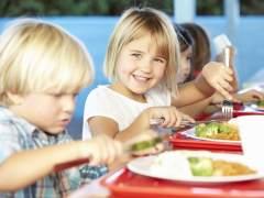 ¿Cuánto vale el menú de un comedor escolar?