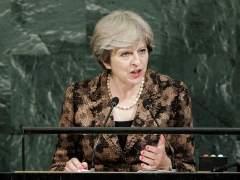 May dice que Reino Unido quiere una transición de dos años tras el 'brexit'