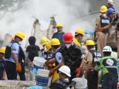La familia del malagueño atrapado por el terremoto en México señala que puede morir si no lo rescatan pronto