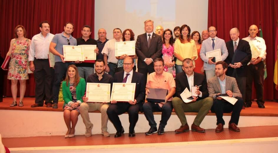 El centro penitenciario de c rdoba celebra la festividad for Centro de salud ciudad jardin almeria