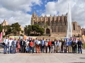 Presentación de la FIT Salud Palma