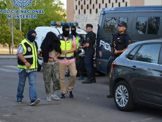 Operación contra la prostitución y la trata