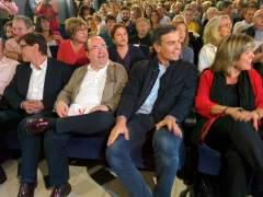 """Pedro Sánchez: """"El 1-O no va de echar a Mariano Rajoy, va de romper España"""""""