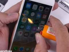 El iPhone 8 sale airoso de la prueba de resistencia extrema