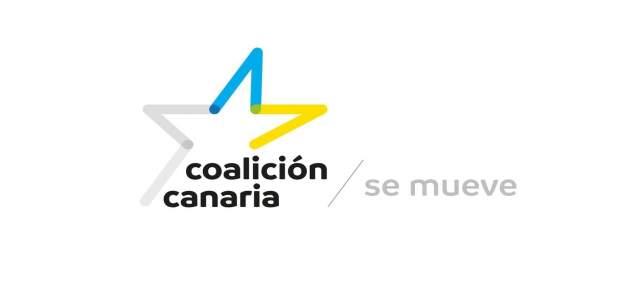 Nuevo logo de Coalición Canaria