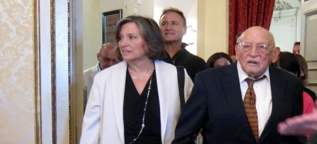 Francisco Rodríguez Adrados Y Otros Familiares.