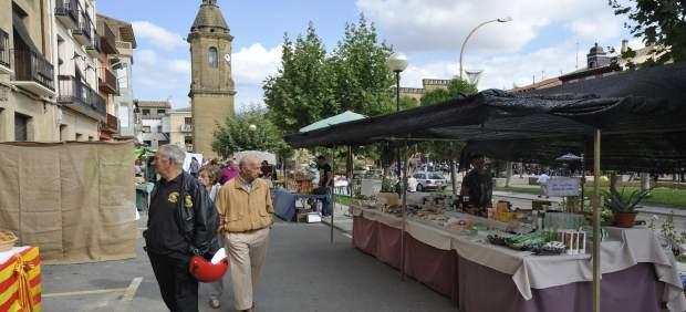 Ayerbe celebra el fin de semana la Feria de Alternativas Rurales del Prepirineo