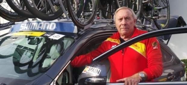 Javier Mínguez, despedido como seleccionador de ciclismo por decir que cobraba solo 25.000 euros