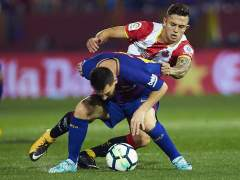 El Barça afianza su liderato tras ganar en Girona