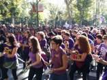 Manifestación 7N contra la violencia machista
