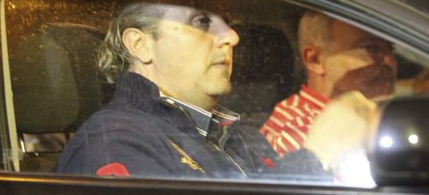 Jorge Dorribo A Su Salida De Los Juzgados De Lugo El 13 De Octubre