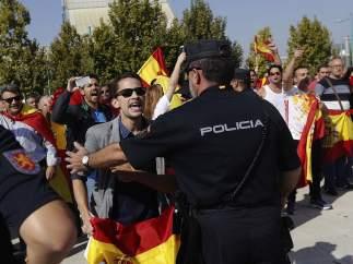 Ultras en Aragón