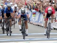 Sagan logra una hazaña histórica: consigue su tercer Mundial consecutivo