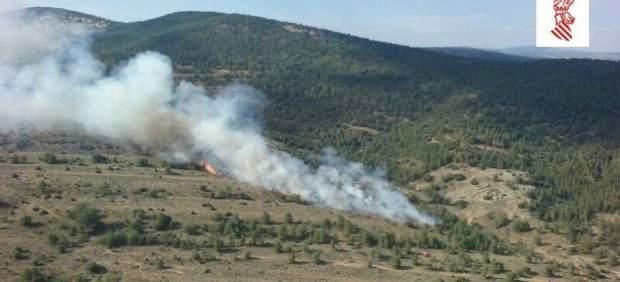Incendio en Vistabella