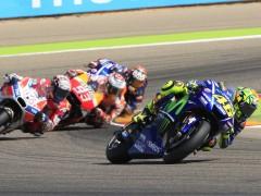 """Pique entre Rossi y Pedrosa: """"Lo mismo tiene que correr solo"""""""