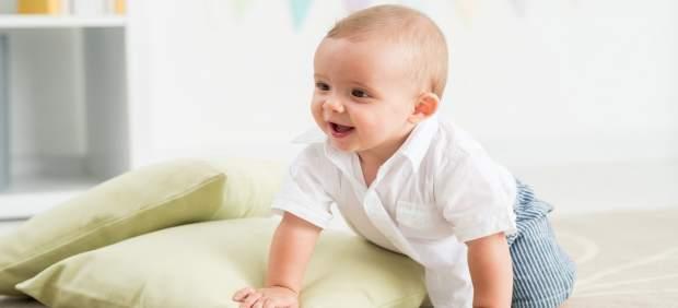 Un estudio demuestra que los bebés no ríen como humanos, sino como primates