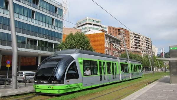 Tranvía De Bilbao