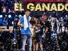 Chuty gana la final española en la Red Bull Batalla de los Gallos