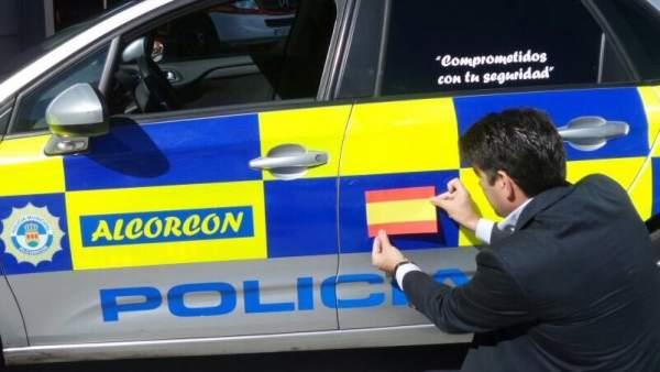 David Pérez, Alcorcón