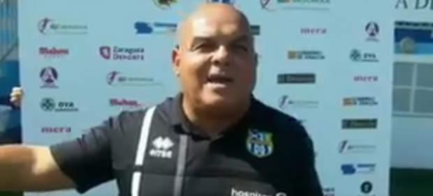 Tony Ayala, entrenador del Granadilla