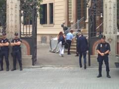 Los Mossos piden coordinar el 1-O a través de la Junta de Seguridad