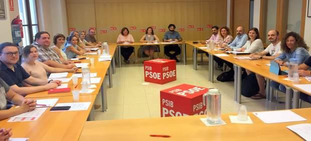 Nota De Premsa + Foto: Executiva Fsm