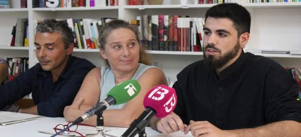 Presentación de Amb Totes Podem en Ibiza