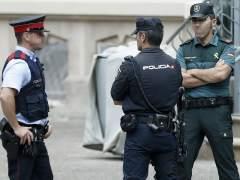 Los sueldos de los cuerpos de seguridad en España