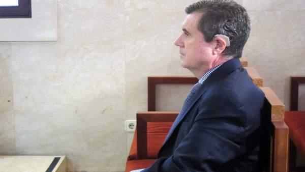 El ex presidente del Govern, Jaume Matas