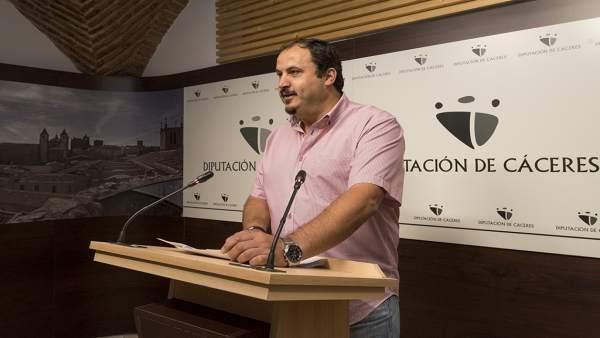 Nota,Fotos Y Audios De Alfonso Beltrán Planes Diputación