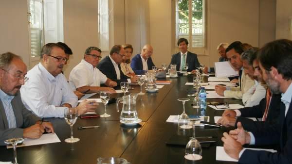 Comité ejecutivo de la CES