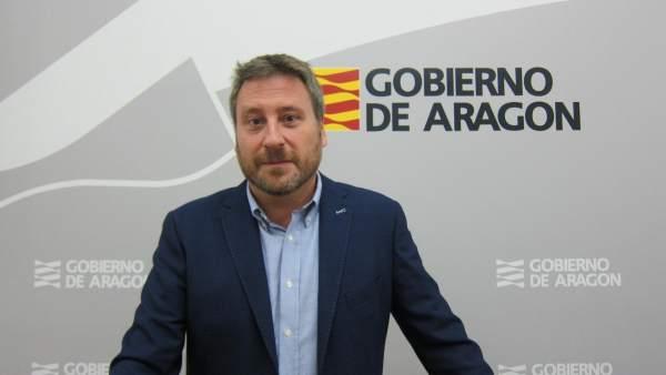 Consejero de Vertebración del Territorio, Movilidad y Vivienda, José Luis Soro