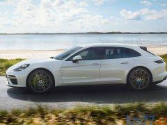 Porsche pone a la venta la versión más potente del Panamera Sport Turismo con 680 CV