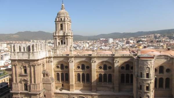 Imagen De La Catedral De Málaga