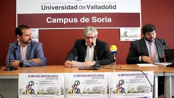Soria: Hernández (I); García-Medall Y Carrizosa