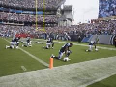 Protesta en la NFL