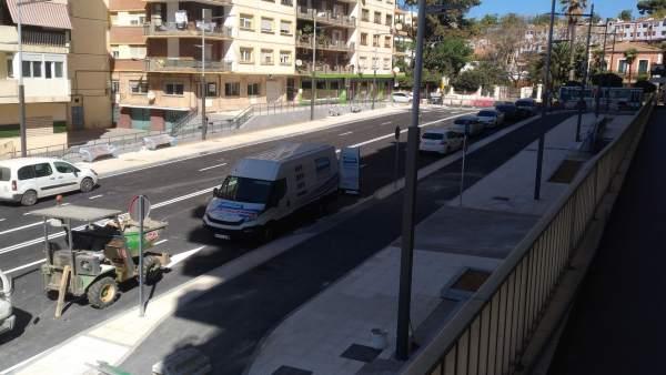 Nueva avenida de Cádiz.